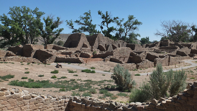 Aztec Ruins National Monument by Aidan Wakely-Mulroney (CC BY-NC-ND 2.0)